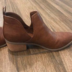 American Eagle Brown Booties